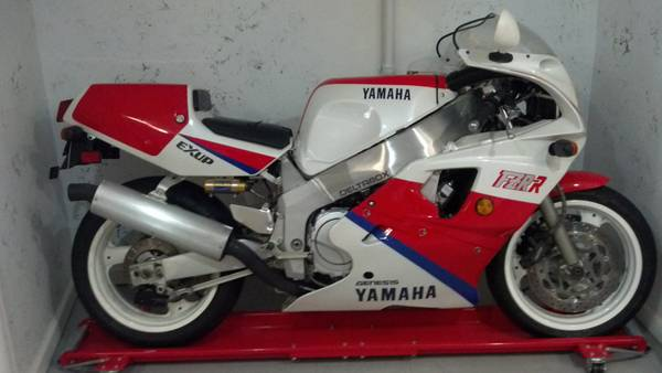 1990 Yamaha FZR750R OW01 For Sale on Atlanta Craigslist