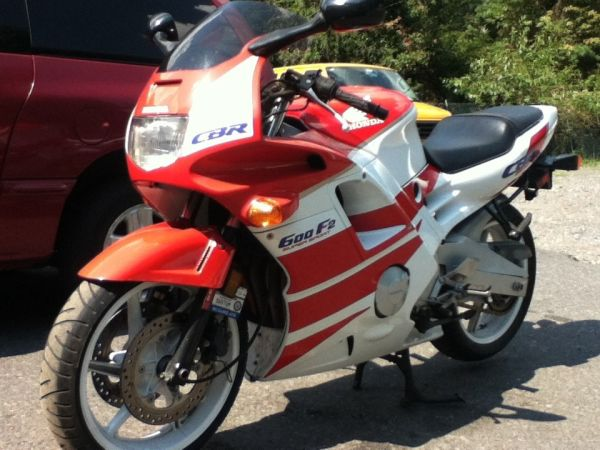 1991 Honda CBR600 F2 For Sale