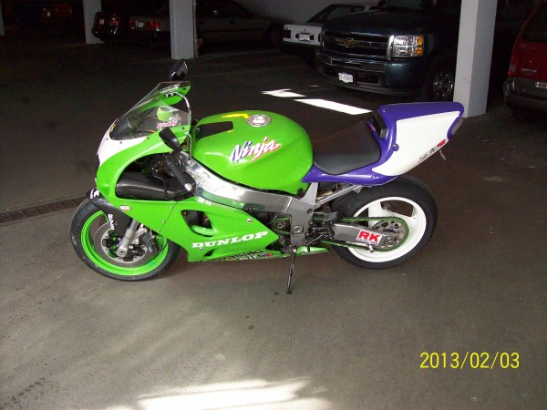 1996 Kawasaki ZX7RR N1 For Sale