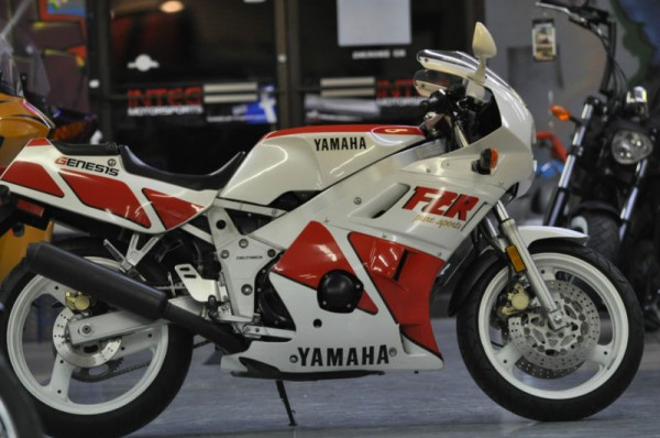 1989 Yamaha FZR400 For Sale