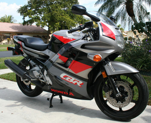 Honda CBR600 F2 For Sale