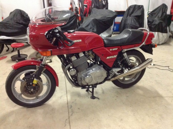 1981 Laverda 1200 Mirage For Sale