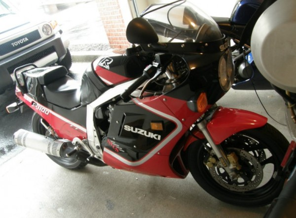1987 Suzuki GSX-R 1100 For Sale