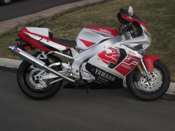 1997 Yamaha YZF750R For Sale