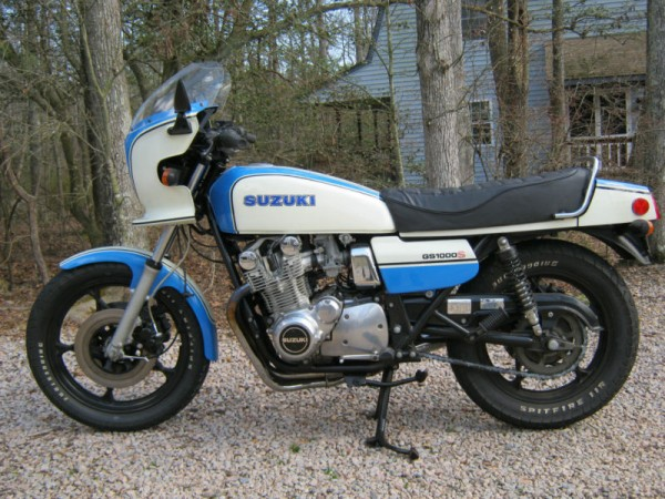 1979 Suzuki GS1000S For Sale