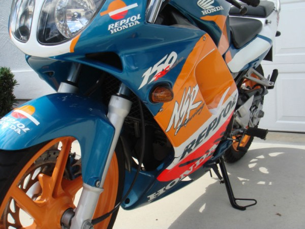 2001 Honda NSR150 SP For Sale