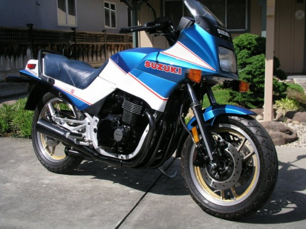 Suzuki GS550ES For Sale
