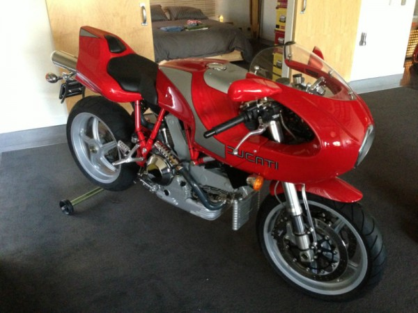 Ducati MH900e For Sale