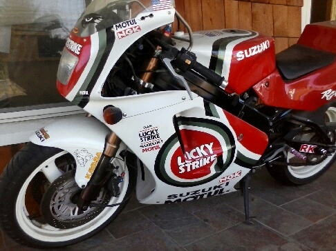 Lucky Strike Suzuki