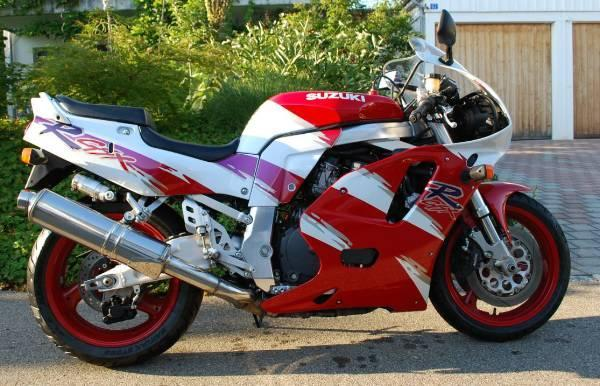 Smart Money Gixxer - 1993 GSX-R 750 WP (Switzerland) - Rare ...