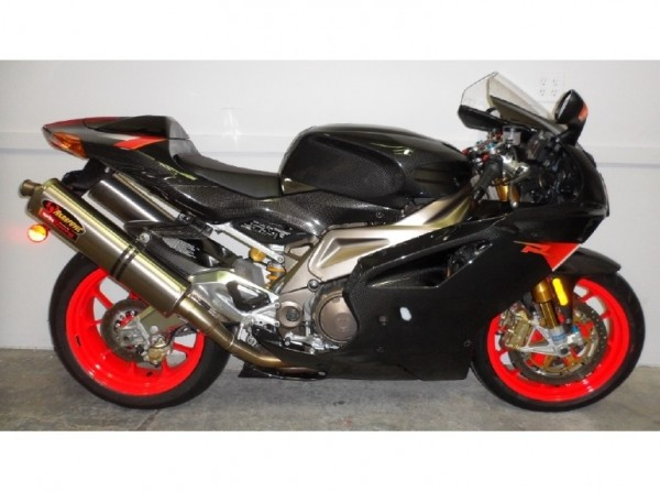 2004 Aprilia RSV 1000 R Nera For Sale