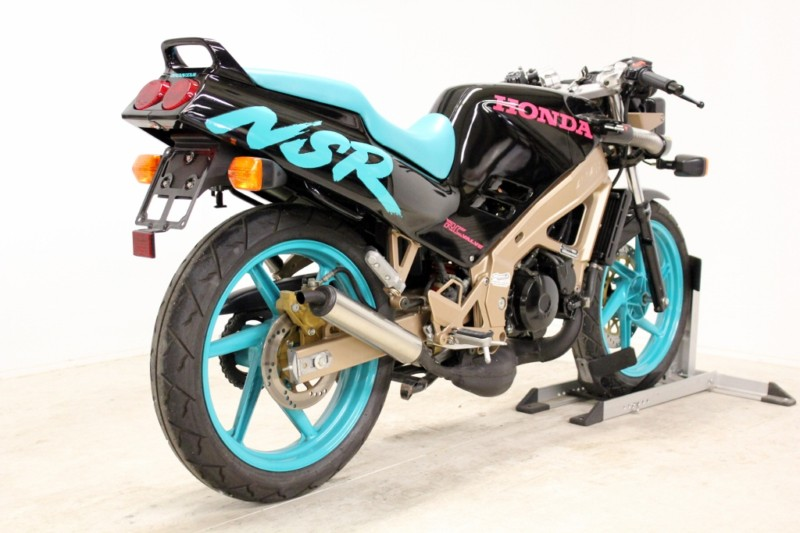 Its Naked Baby: 1991 NSR125F - Rare SportBikes For Sale