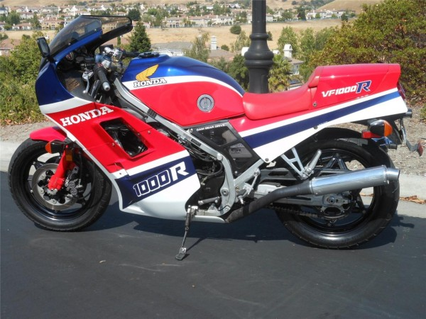 Honda VF1000R For Sale