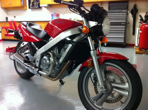 1990 Honda Hawk 650GT RC31 For Sale