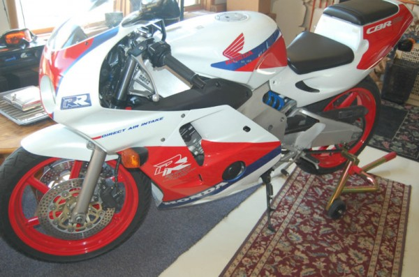 1990 Honda CBR250RR For Sale
