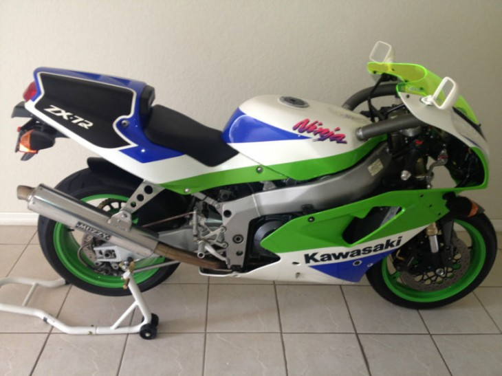 1992 Kawasaki ZX-7R in Florida