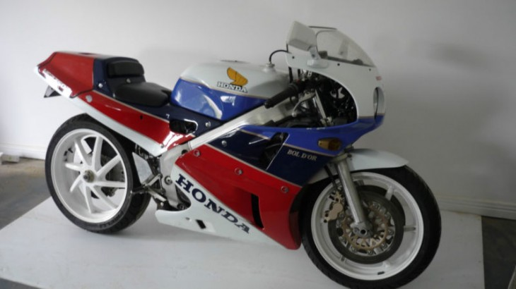 French Specification Honda RC30 For Sale
