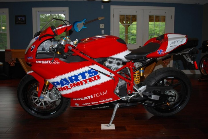 2007 Ducati 999S Parts Unlimited For Sale