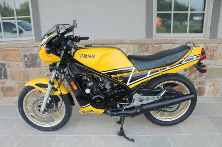 Yamaha rz350 ebay autos post for Yamaha rz for sale