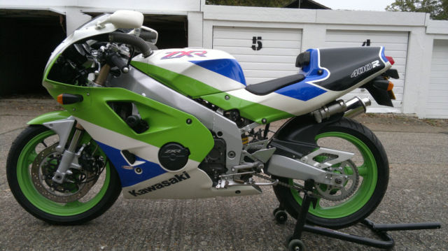 Kawasaki ZXR 400 SP On Ebay In UK For 3800 GBP