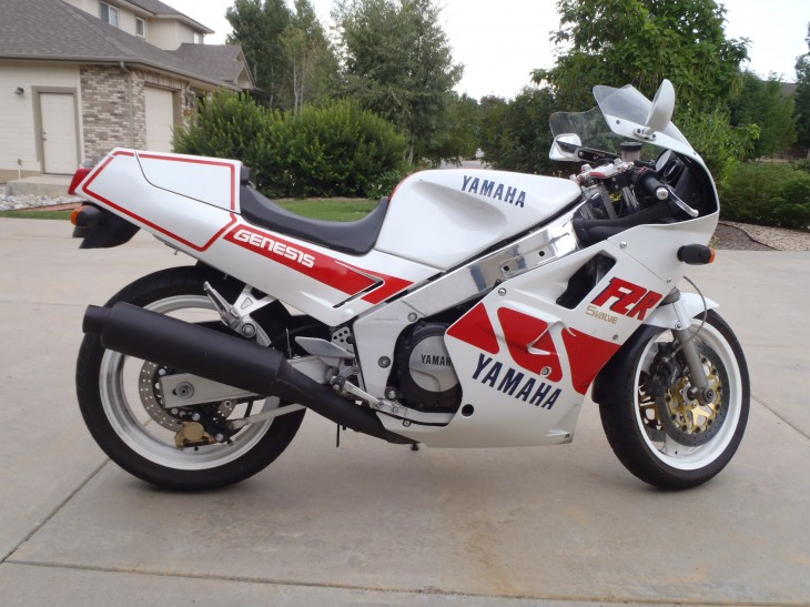 Yamaha FZR750RU For Sale