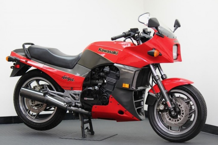 6800 Mile Kawasaki GPZ900R Available in Chicago