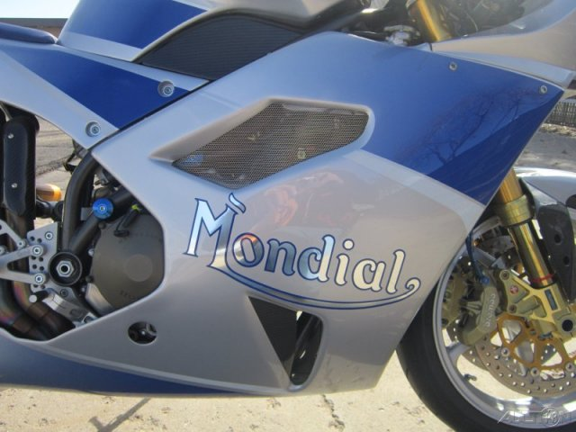 Italian That Never Went Home:  2002 Mondial Piega