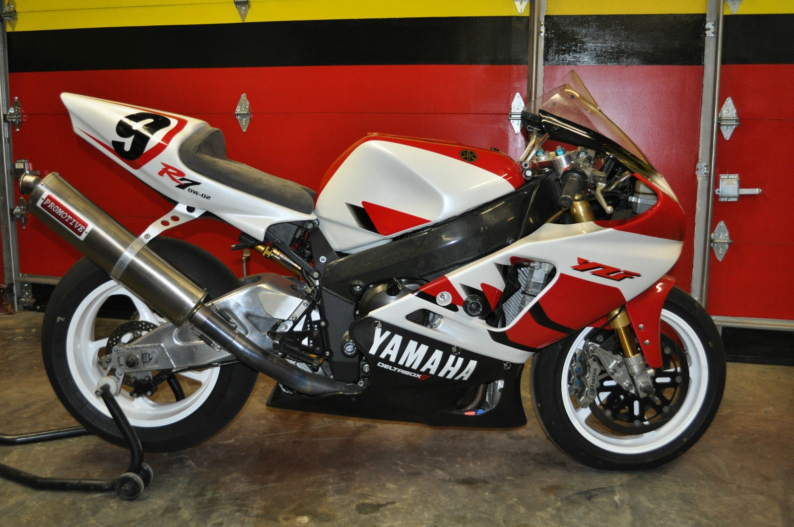 yzf 750r archives rare sportbikes for sale. Black Bedroom Furniture Sets. Home Design Ideas