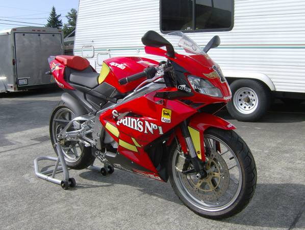 RS125 Archives - Page 3 of 11 - Rare SportBikes For Sale