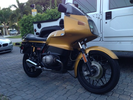 1978 BMW R100RS for sale
