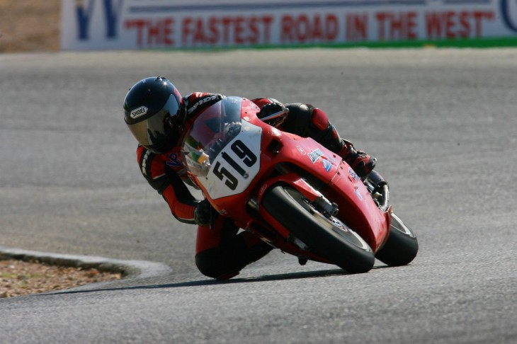 Back to the Track:  1997 Yamaha TZ250