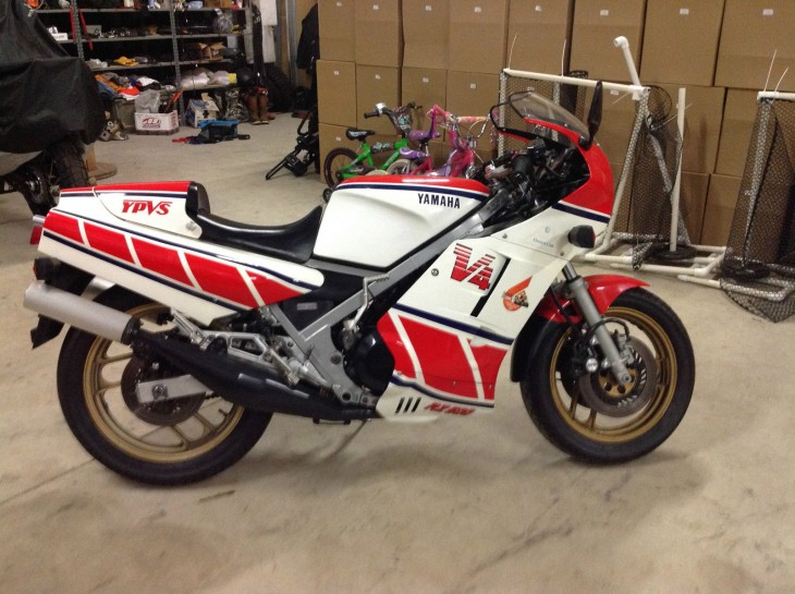 2 Owner Yamaha RZ500 with just 7000 Miles in Texas