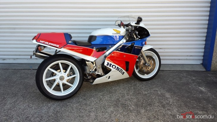 Brand New Honda RC30 Bol d'Or in Australia?