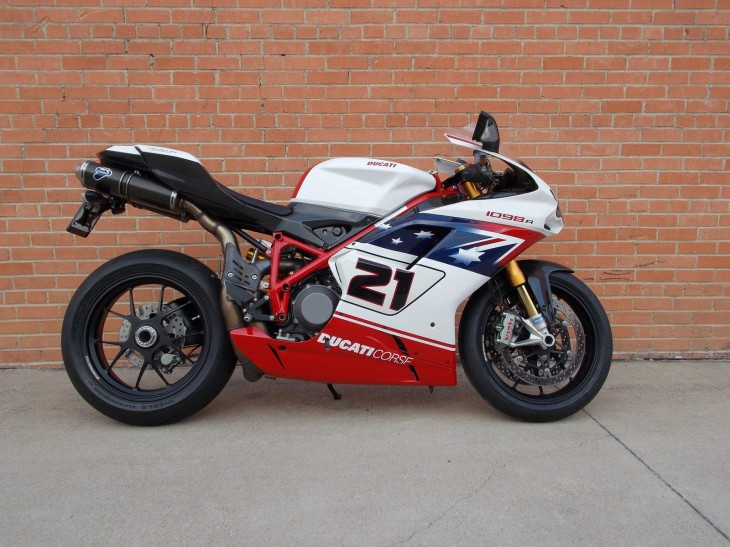 21 Questions: 2009 Ducati 1098R Bayliss