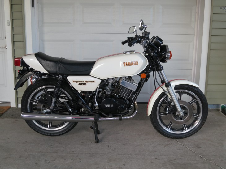 1979 Yamaha RD400 Daytona Special available in Puyallup, WA
