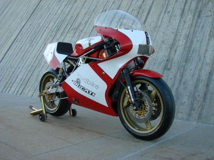 As Seen on CSBFS:  1986 Ducati TT1 Replica