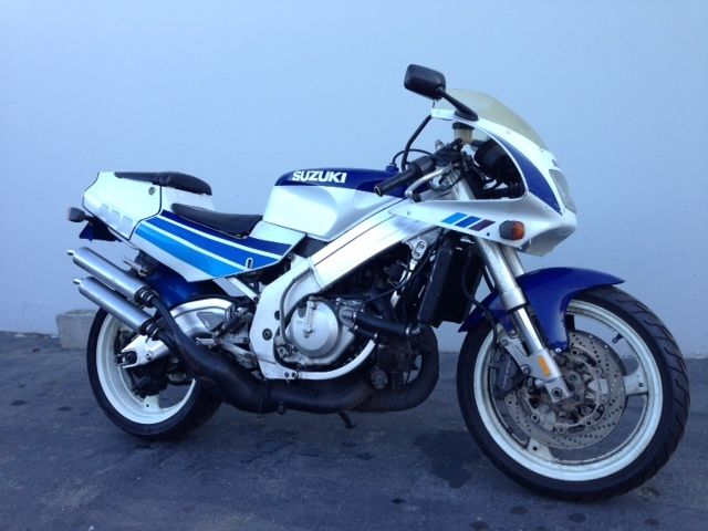 1990 Suzuki RGV250 for sale