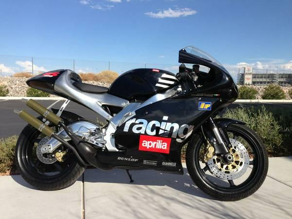 1999 Aprilia RS250 Challenge with only 267 Miles!
