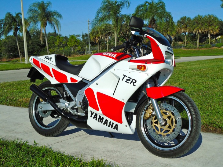 1985 Yamaha TZR250 1KT for sale