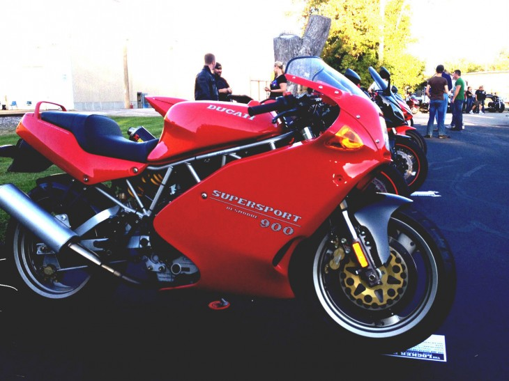 95 ducati 900ss sp for sale