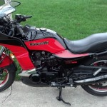 1985 Kawasaki GPZ 750 Turbo for sale