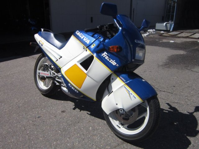 1987 Cagiva Freccia C9 available in Colorado