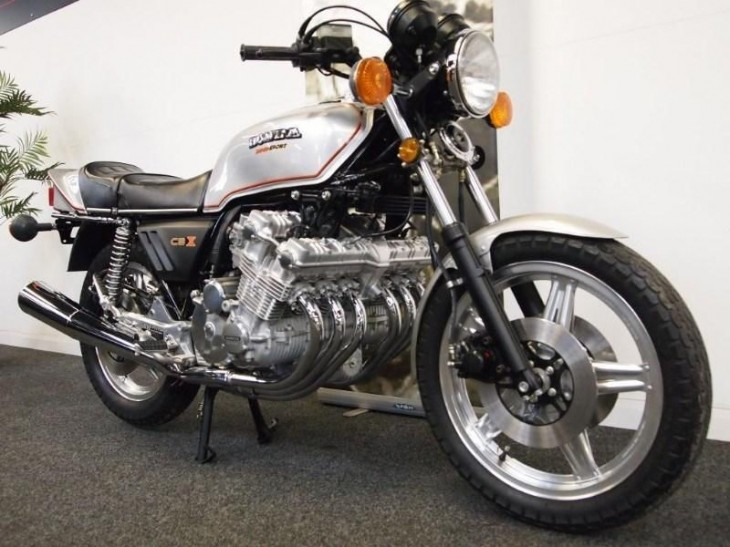 expatriate honda cbx1000 with just 8 miles rare sportbikes for sale. Black Bedroom Furniture Sets. Home Design Ideas