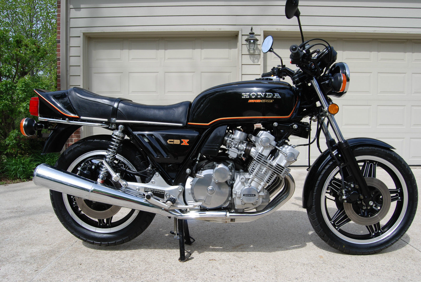 1980 honda cbx 1000 with just 4400 miles in michigan rare sportbikes for sale. Black Bedroom Furniture Sets. Home Design Ideas