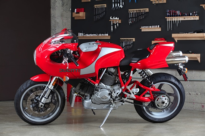 Featured Listing:  2002 Ducati MH900e available in San Francisco