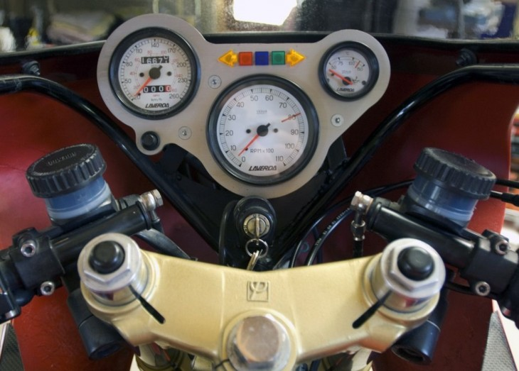 1988 Laverda SFC 1000 Dash