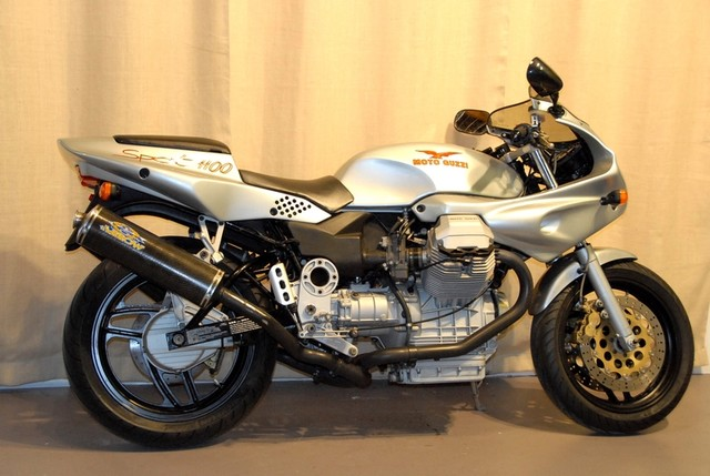 Planet of Boom:  1996 Moto Guzzi 1100 Sport for Sale