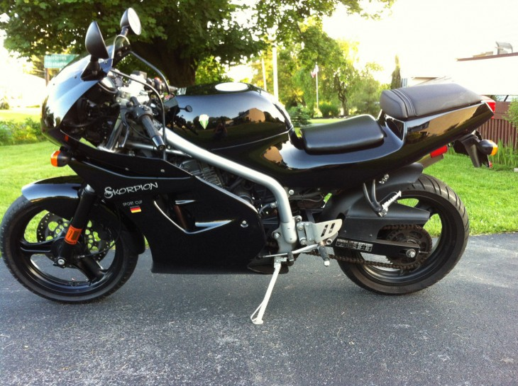 Low-Buck Fun: 1997 MZ Skorpion Cup