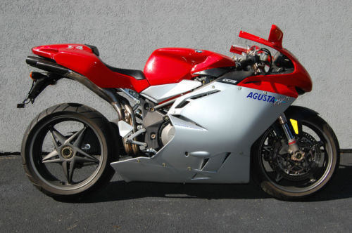 Painfully Beautiful: 2000 MV Agusta F4 750 for Sale