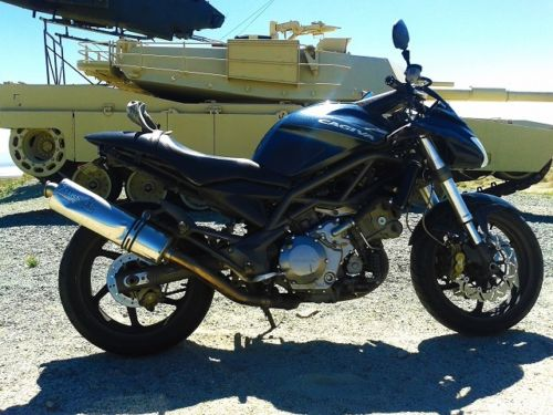 2003 Cagiva V-Raptor 1000 for Sale in California!